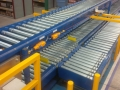 Conveyor Timing Belt Cross Transfer