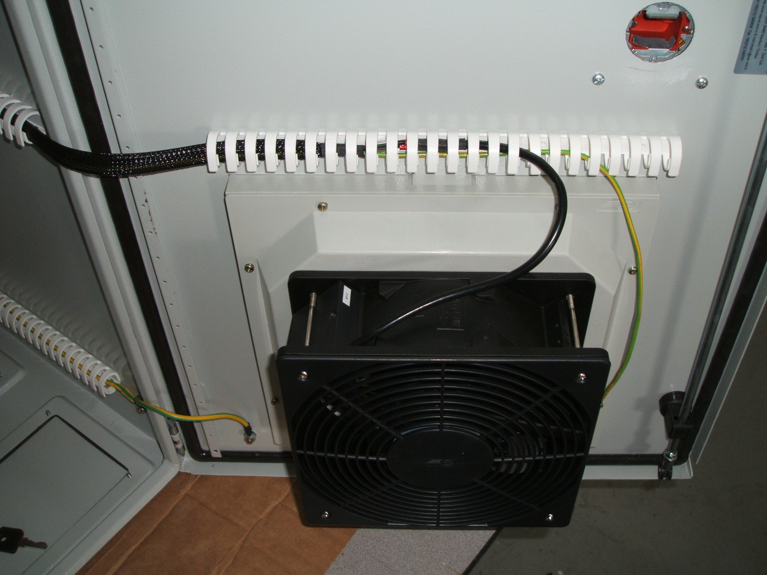 Panel Cooling Systems
