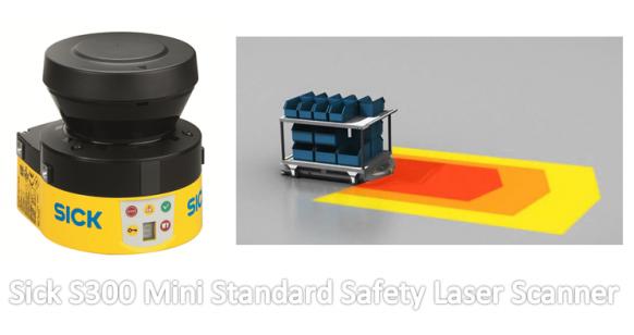 sick s300 mini standard safety laser scanner. Black Bedroom Furniture Sets. Home Design Ideas