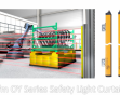 ifm OY Series Safety Light Curtain