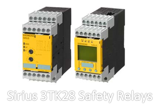 3TK28 Sirius Safety Relays