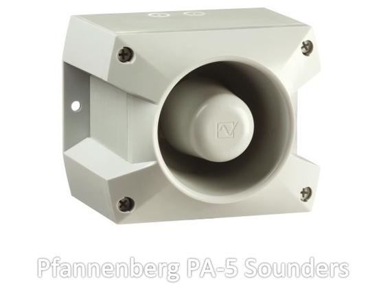 Pfannenberg PA-5 Sounders