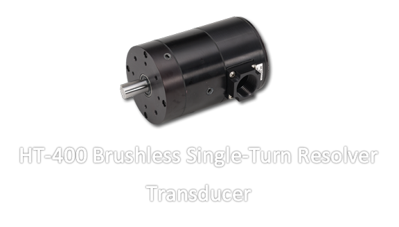 HT-400 Brushless Single-Turn Resolver Transducer