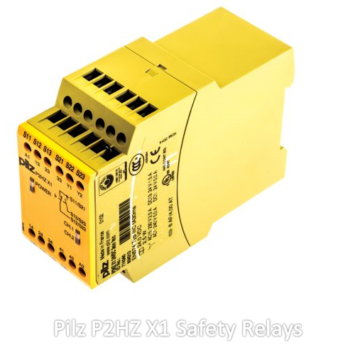 Pilz P2HZ Safety Relays