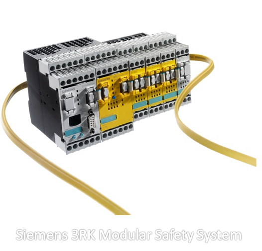 Siemens 3RK Modular Safety System