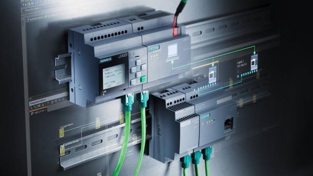 Siemens LOGO! Basic Logic Module