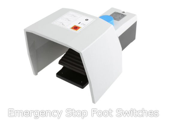 estop foot switches
