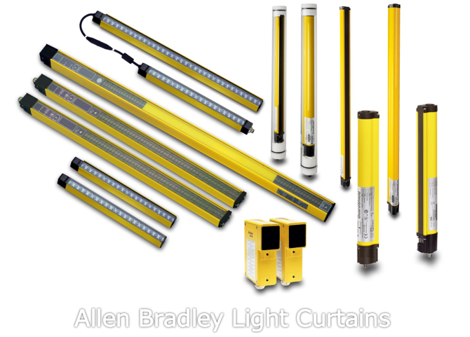 Allen Bradley Light Curtains