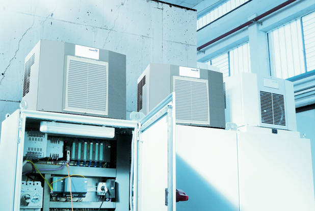 Pfannenberg DTT Top Mounted Cooling Units