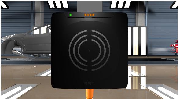 ifm's RFID- system ANT600